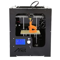 2016 New Version Assembled Anet A3 3D Printer Desktop FDM 3D Printing Machine
