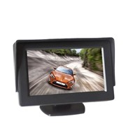 4.3 inch car lcd monitor/TFT lcd display screen