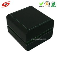 Custom Ring Box Jewelry Packaging box Wooden Box