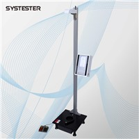 Large size touch screen operation free-falling dart/ball impact tester of plastic packaging or bags