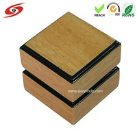 Solid Wood Earring Box Jewelry Box