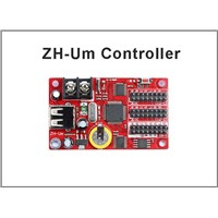 5V ZH-Um USB port controller card display screen led module control system Multi-area Display