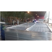 6'x10' Temporary Steel Construction Welded Mesh Fence,50x100mm Temporary Wire Fence Panel Hot Sale