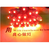 9mm 12mm DC5V IP68 string red led pixel light for advertising led letters