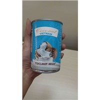 Canned coconut milk( Angela  - WhatsApp / Viber / HP: +84- 165 582 7745)