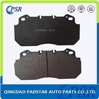 WVA 29090 China Manufacturer Used on BENZ European Car Truck Brake Pads