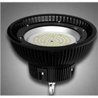 G1-Series New UFO Design 100W LED High Bay Light Warm White Lamp Lighting Fixture Factory Industry