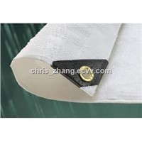 Factory Supply HDPE Woven Fabric Tarpaulin with UV Protection