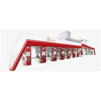 Printing & Embossing Wallpaper Production Line HY-108