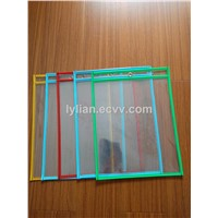 Promotional pvc  document file bag