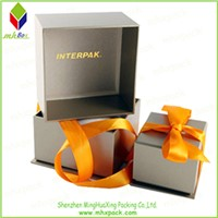 Rigid Paper Packaging Gift Box for Watch