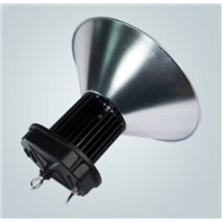Traditional 100W Fins Commercial Lighting fixtures Led High Bay Light Road Way, Stadium led lighting