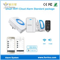 Wifi Alarm System with Motion Sensor