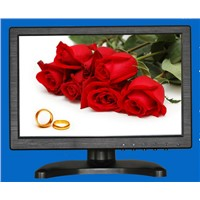 10.1-inch wide screen lcd Monitor with BNC/VGA/USB/HDMI/AV optional
