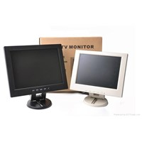 12-inch 4-wire resistive touch screen customer POS display with 1024x768 pixels