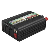 300W Power Inverter signle 110V AC Outlets Car Power Inverter DC 12V to 110V Car Vehicle Adapter