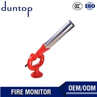 Duntop High Pressure Water Cannon Fire Water Monitor For Fire Fighting