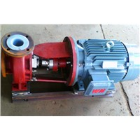 IHF Fluoroplastic chemical pump