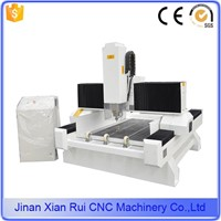 Heavy stone cutting cnc machine