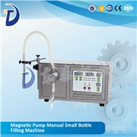 Magnetic Pump Semi-Automatic Liquid Filling Machine