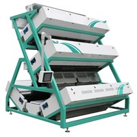 Metak V Structure Design Tea Color Sorter Machine