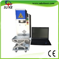 30W hand type fiber laser marking machine