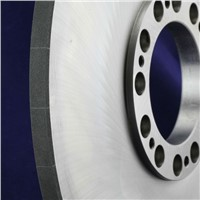 Vitrified Bond CBN Wheel for Camshaft, Crankshaft Grinding