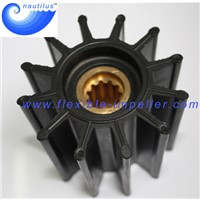 Water Pump Flexible Rubber Impeller Replace Sherwood Impeller 27000K & Cummins Impeller 3974456