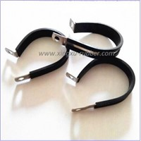 rubber hose clamp