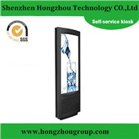 52 IR Multitouch Digital Advertising Player Touch Screen Self-service Kiosk