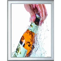 Wine Promotion and Advertising LED Light Frame
