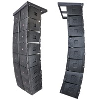 "Dual 12"" Woofer Speakers Line Array System"