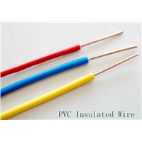 PVC Insulated Solid Single Core Electrical Wire