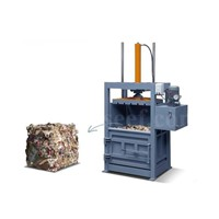 Waste-Paper Packing Machine Model FZ