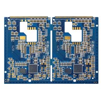 Double Layer Fr4 Tg180 PCB for Telecom Industry