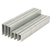 22 GA 3/16 inch A Series Galvanized Staples