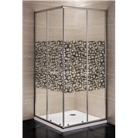 Good quality freestanding shower enclosure