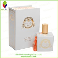 Hot Stamping Printing Perfume Packaging Paper Box