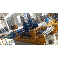 Transformer lamination cutting machine