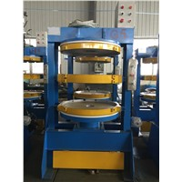 Tube curing press (vulcanizer)