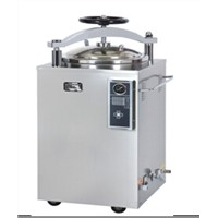 stainless steel vertical type  pressure steam sterilizer