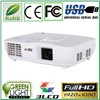 Best selling 1080p 3 led 3 lcd FULL HD 1920*1080 video game home theater projector