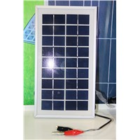 Poly-crystalline Solar Panel 3W