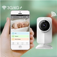 720P IP Camera Baby Electronic Wireless Wifi Video Baby Monitor