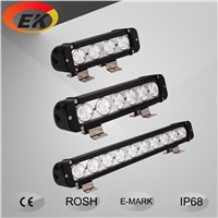 High intensity 10W CREE chip 20inch 120W offroad led light bar for Jeep ATV