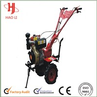 Multi Function recoil and hand-operated cultivator power tiller cultivator  for sale