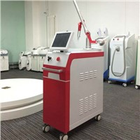 HOT! Q switched nd yag laser tattoo removal machine