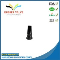 mini rubber low pressure duckbill silicone valve