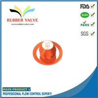 silicone one direction micro rubber valve