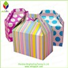 Colorful Printing Folding Gift Cardboard Packing Box